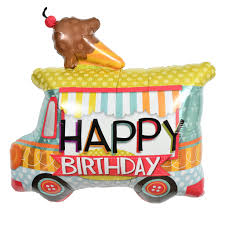 Happy Birthday Ice Cream Truck Balloon - The Sweetest Thing ... Shop 3d Ice Cream Cart Tambola Summer Games Be Creative Texas Davey Bzz Shaved And Truck Rentals New Jersey Nj Moore Minutes Build A Dream Playhouse Giveaway Also Tips On How Treats Rhode Island 401 62931 Cool Times Quality Trucks Service In St Louis So Bus Parties Allentown Lehigh Valley 14x11 Filthy Ice Cream Poster The Project Mr Sams 108 Chatfield Dr Pompton Plains 07444 Ypcom Timeless Surprise Birthday Tianas Ice Cream Truck Swimming Pool Party Youtube Maypos Pictures