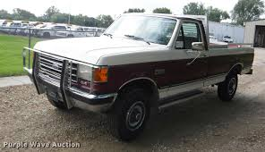 1990 Ford F250 HD XLT Lariat Pickup Truck | Item K5889 | SOL... 1990 Ford F250 Lariat Xlt Flatbed Pickup Truck 1989 F150 Auto Bodycollision Repaircar Paint In Fremthaywardunion City Start Youtube Fordguy24 Regular Cab Specs Photos Modification Bronco Ii For Most Of The Cars And Trucks That C Flickr God_bot Super Cabshort Bed F350 1ton 44 With Landscape Dump Box Vilas County Best Image Gallery 1618 Share Download Motor Company Timeline Fordcom Lwb For Sale Laverton North At Adtrans Used Just Listed Automobile Magazine