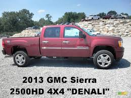 2013 Sonoma Red Metallic GMC Sierra 2500HD Denali Crew Cab 4x4 ... 2013 Gmc Sierra 2500 Slt 4wd 4dr Crew Cab 63ft Bed For Sale In 261 1500 Denali 62l Pearl Chevy Cars Trucks Sale Jerome Id Dealer Near Twin Gmc 3500 Diesel For Best Car Models 2019 20 Lifted Truck Lift Kits Dave Arbogast 082014 Sierra Cammed 53 For Sale Youtube 2014 News Reviews Msrp Ratings With Amazing 44 Crew Cab Dually New Used And Preowned Buick Chevrolet Cars Trucks Suvs At Nelson Gm Vancouver East Wenatchee Vehicles