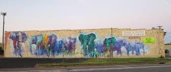 Deep Ellum 42 Murals by Deepellumphants Adrian Torres