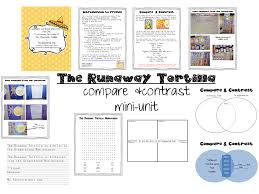 The Runaway Pumpkin Worksheet by Mrs Castro U0027s Class Compare And Contrast With The Runaway