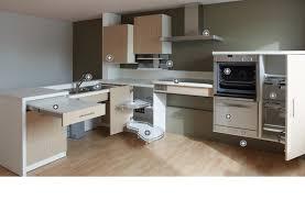 cuisine pour handicapé silver cuisine la cuisine 100 accessible pour pmr en charente