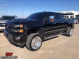 Used 2017 Chevy Silverado 2500HD LTZ 4X4 Truck For Sale Pauls Valley ...