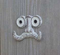 Mustache Wall Hook