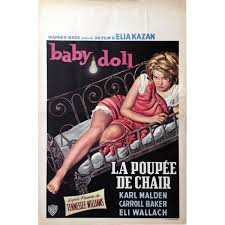 BABY DOLL Movie Poster 14x21 In