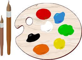 Art Brush Colors Paint Paintbrush