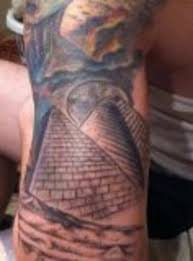 Pyramids Of Giza Tattoo Picture At CheckoutMyInk