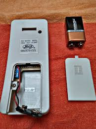 Hunter Ceiling Fan Remote Problems by Repairing A Hunter Fan Remote Control 5 Steps