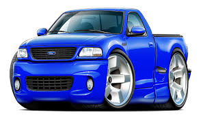 Amazon.com : Ford SVT Lightning F150 Pickup Truck F-150 Muscle Car ... 2003 Ford F150 Svt Lightning Truck Regular Cab Short Bed For Sale My 94 Pinterest Lightning Best Of 2004 Ford Restaurantlirkecom Fast Furious Brians The Racers Edge 5 Reasons Why Needs To Bring Back The Page 6 2001 99k Miles 54l Supercharged V8 Images Inkddesigncom 1993 Xlt Auto Barn Classic Cars Yeah 1000rwhp Turbo Davis Autosports Lightning Tons Of Upgrades For Sale Youtube