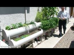 Internet of Farming Arduinobased backyard aquaponics YouTube