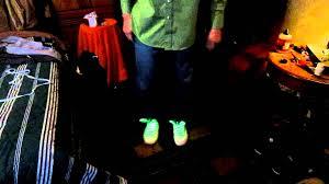 fiber optic led light up shoe laces