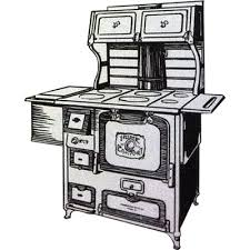 Coal And Wood Kitchen Stoves
