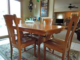 Galveston Table Set | Shown As A 42 X 60 With 2- 12
