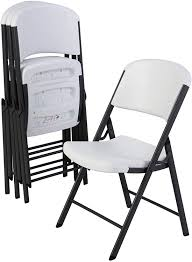 Lifetime 42804 Commercial Grade Folding Chair, 4 Pack, White Granite Buy Amazon Brand Solimo Foldable Camping Chair With Flash Fniture 4 Pk Hercules Series 1000 Lb Capacity White Resin Folding Vinyl Padded Seat 4lel1whitegg Amazonbasics Outdoor Patio Rocking Beige Wonderplast Ezee Easy Back Relax Portable Indoor Whitebrown Chairs Target Gci Roadtrip Rocker Quik Arm Rest Cup Holder And Carrying Storage Bag Amazoncom Regalo My Booster Activity High Comfort Padding Director Alinum Mylite Flex One Black 4pack Colibroxportable Fishing Ezyoutdoor Walkstool Compact Stool 13 Of The Best Beach You Can Get On