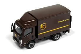 100 Ups Truck Toy Tiny 137 ISUZU NSeries UPS HKTVmall Online Shopping