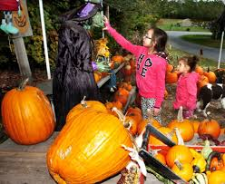 Pumpkin Patch Portland Maine by Winslow Haunted Trail Offers Free Scares On Way To Pumpkin Patch