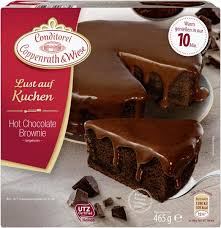 coppenrath wiese lust auf kuchen chocolate brownie