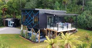 104 Container Homes This Woman Designed Her Own Small House Made From 3 Shipping S