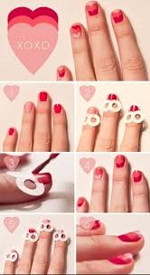 Step By Nail Art Des Simply Simple Design For Beginners
