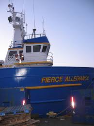 Wizard Deadliest Catch Sinks by F V Fierce Allegiance Gets 4m Major Vessel Overhaul At Pacific