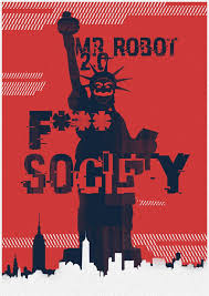 Created Two Variant Posters To Be Used As Promotional Material For Season 2 Of Mr Robot Alternate Every Fav Comment Is Appreciated