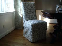 Custom Slipcovers For Them Dining Room Chair Seat Co