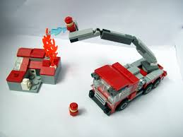 LEGO IDEAS - Product Ideas - Mini Firetruck