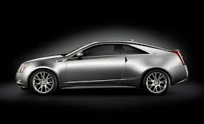 2011 Cadillac CTS Coupe  drivencarreviews