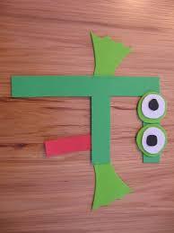 Letter F Crafts Preschool and KindergartenPreschool Crafts