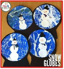 Easy Kindergarten Winter Art Projects Hello School Math And Syllable