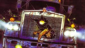 100 Trucks Stephen King And ACDCs Maximum Overdrive Turns 30 Consequence Of