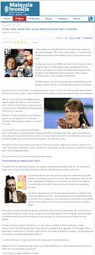 Sarah Palin | LEADING MALAYSIAN NEOCON Palin Russia 6 Years Later Revisiting Sarah Palins Alaska Anchorage Daily Russiaalaska Relationship At Museums Polar Bear Ronto Star Invites Smart Democrats To Partake Of Her World Ann Coulter And Feeling Betrayed By Sexxxy Boyfriend The Top 10 Crazy Quotes 326 Best For President Images On Pinterest Amazoncom You Betcha Nick Broomfield Author Christopher Hitchens An Astonishing Number Of Well Showed Up Cpac This Week With A New Skinner Body