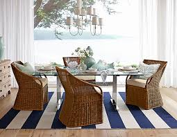 Beach Chic Dining Room Furniture