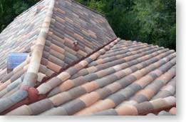 repairs from tile roofs of in houston tile roof contractor