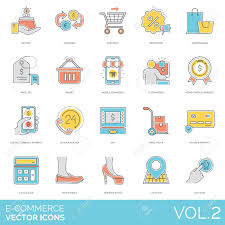 100 Truck Payment Calculator Ecommerce Icons Including Savings Exchange Checkout Promotion
