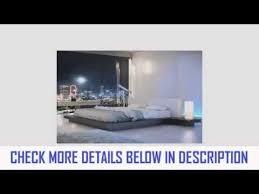 Modloft Platform Bed by Modloft Worth 4 Piece Platform Bedroom Set In Wenge And White