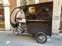 UPS In Italy Uses These