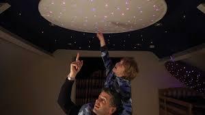 Fiber Optic Ceiling Lamp by Fiber Optic Lighting Sensory Lighting Systems