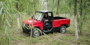 100 Pickup Trucks For Sale Under 5000 This Electric Pickup Truck Is An Impressive NEV In Disguise