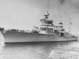 Uss America Sinking Location by Researchers Find Wreckage Of Wwii Era Uss Indianapolis Business