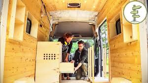 100 Vans Homes Building The Ultimate Camper Van As A Tiny Home Office On Wheels
