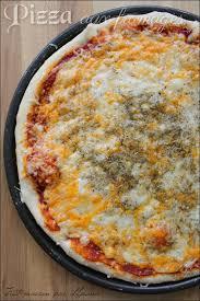 pâte à pizza moelleuse et croustillante fait maison par lilouina