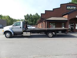 FORD Rollback Tow Trucks For Sale