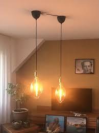 wohnzimmer len ikea im led design