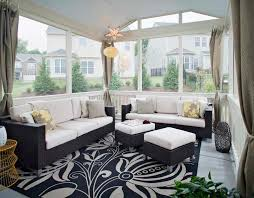 enclosed porch decorating ideas modern karenefoley porch and
