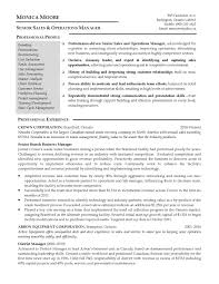 Sample Resume For General Manager Manufacturing New Samples