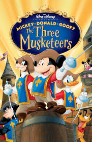 Plutos Christmas Tree Dvd by Mickey Donald Goofy The Three Musketeers Mickey And Friends