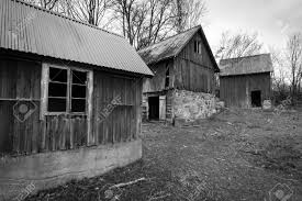 100 100 Abandoned Houses Houses In Monochrome