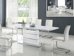 white modern dining room sets gen4congress com
