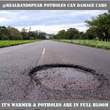 Potholes Can Damage Cars & Cause Accidents Says Philadelphia Car ...